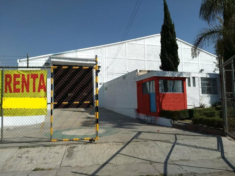 Foto Nave Industrial en Renta en  Barrio Tecpa Morales,  La Magdalena Tlaltelulco  Camino Real Norte 502, Barrio Tecpa Morales, La Magdalena Tlaltelulco, Tlax. A 250 Mts de la carretera Puebla - Santa Ana.  C.P. 90830