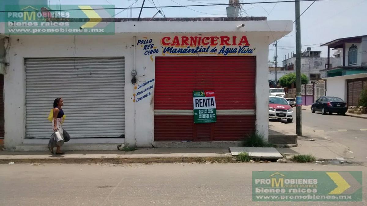 Foto Local en Renta en  Adolfo López Mateos,  Coatzacoalcos  AV 18 DE MARZO #512 ESQ. CHARIS