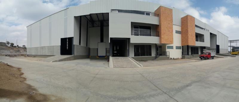 Foto Nave Industrial en Renta en  Rancho o rancheria Rancho Contento,  Zapopan  Bodega Renta Parque Industrial Nogales $111,474 Manz6-58 Lucram E1
