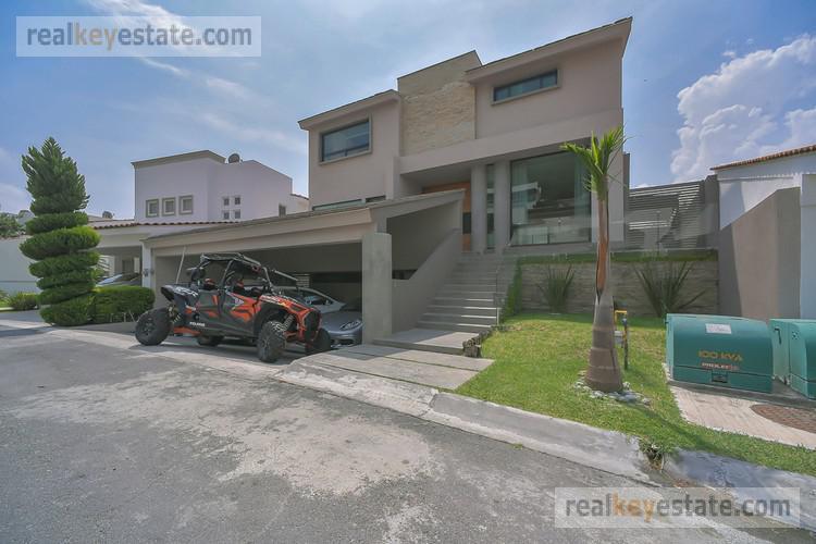 Foto Casa en Venta en  Sierra Alta 2  Sector,  Monterrey  CASA EN VENTA EN SIERRA ALTA, MONTERREY, N.L.