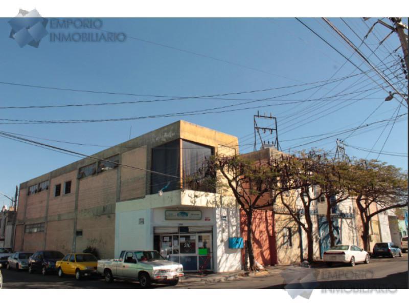 Foto Bodega Industrial en Renta en  Fraccionamiento Santa Eduwiges,  Guadalajara  Bodegas Renta Santa Eduwiges $50,000 A257 E1