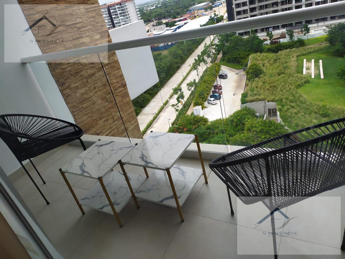 Foto Departamento en Renta en  Mérida ,  Yucatán  Torre Oceana Nivel 4 Departamento en Renta - Via Montejo