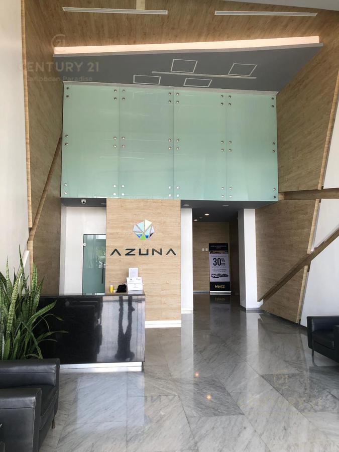 Foto Oficina en Venta en  Supermanzana 6a,  Cancún  Magníficas oficinas en Venta PH Torre Azuna Cancún C2534