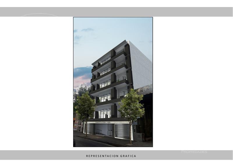 Foto Departamento en Venta en  San Fernando ,  G.B.A. Zona Norte  Constitucion 1420  5° B  - Torrre 2