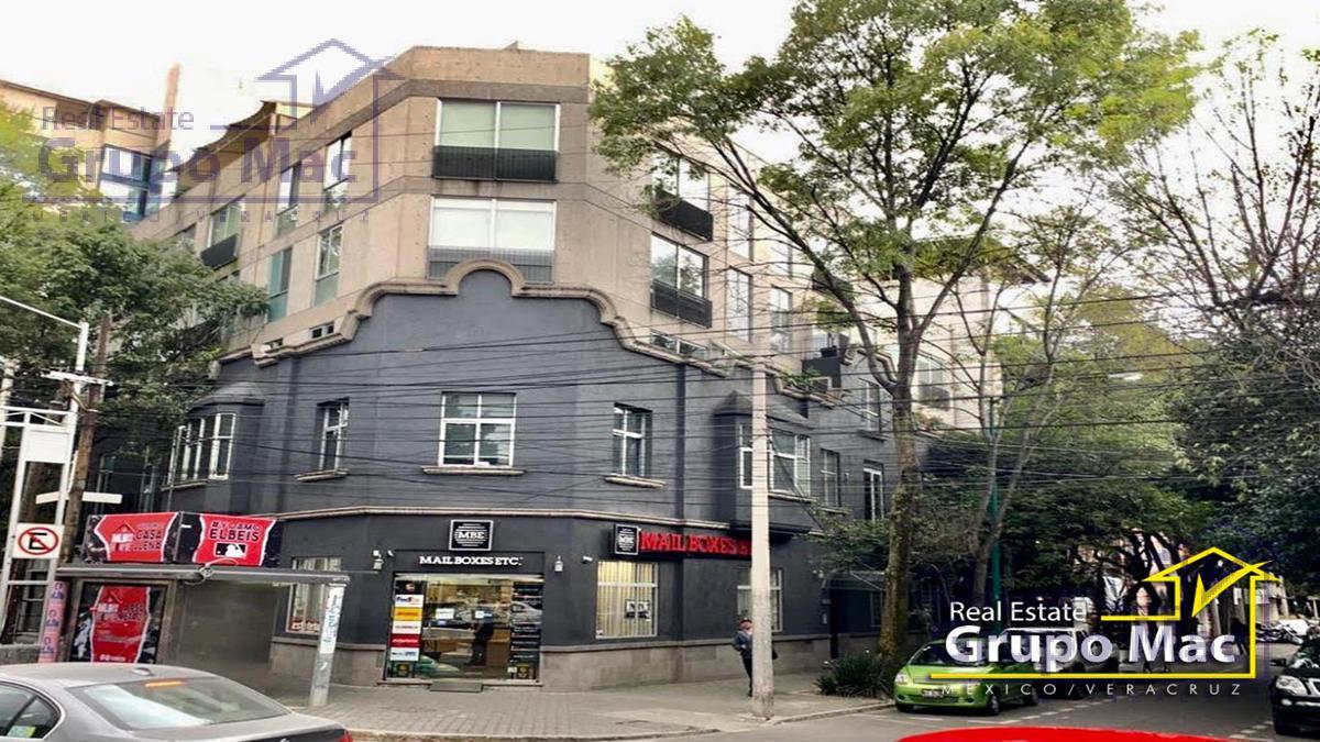 Foto Departamento en Renta en  Hipódromo Condesa,  Cuauhtémoc  Departamento 2 niveles en Renta en Hipódromo Condesa