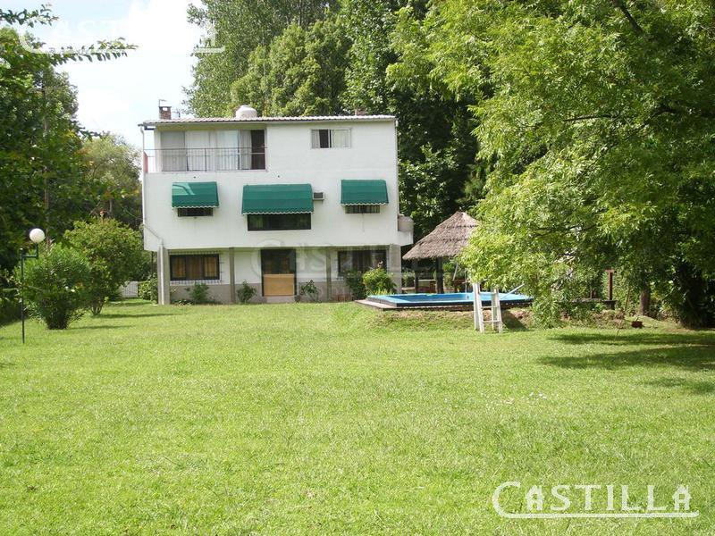 Foto Casa en Venta en  Sarmiento,  Zona Delta Tigre  RIO SARMIENTO al 200 muelle Don Chiari