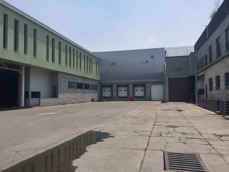 Foto Bodega Industrial en Renta en  Ahuizotla (Santiago Ahuizotla),  Naucalpan de Juárez  Bodega en Renta Naucalpan