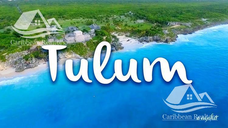 Foto Departamento en Venta en  Tulum ,  Quintana Roo  Departamento en venta en Tulum