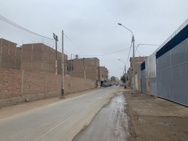 Foto Terreno en Venta en  San Martín de Porres,  Lima  San Martín de Porres