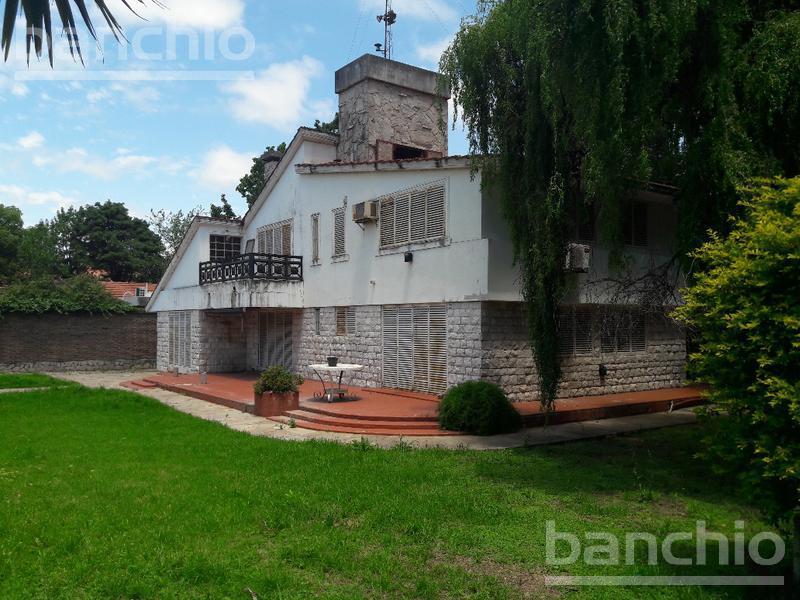 Acevedo al 500, Rosario, Santa Fe. Venta de Casas - Banchio Propiedades. Inmobiliaria en Rosario
