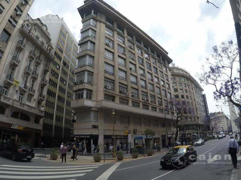 Foto Oficina en Alquiler en  Microcentro,  Centro  Diagonal Roque Sáenz Peña al 900