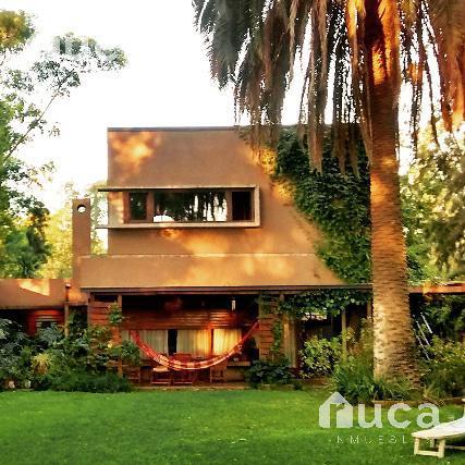 Foto Casa en Alquiler temporario en  La Bota,  Ingeniero Maschwitz  ALQUILER VERANO   CASA de Bonito Diseño c/JARDIN y PILETA