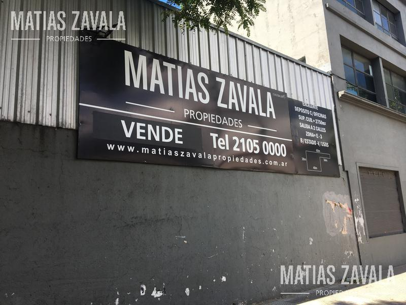 Foto Galpón en Venta en  Barracas ,  Capital Federal  Velez Sarfield 1142/74