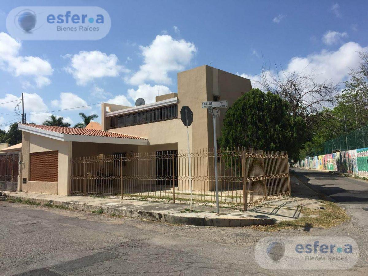 Foto Casa en Venta en  Fraccionamiento Campestre,  Mérida  Casa en Venta en  Esquina en Campestre, Zona Norte