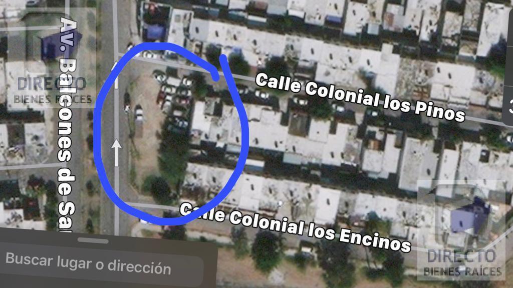 Foto Terreno en Venta en  Coloniales San Miguel,  Guadalupe  Avenida Balcones de San Miguel