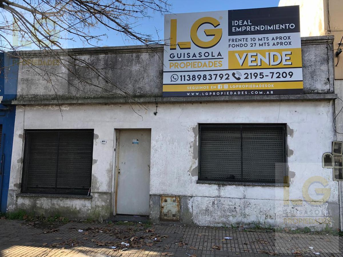 Foto Terreno en Venta en  Quilmes,  Quilmes  Mitre  1200