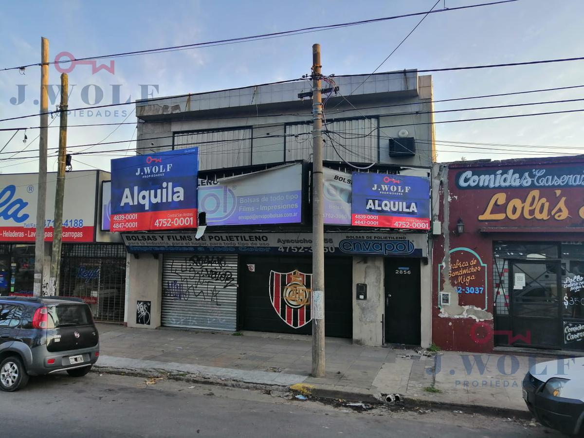 Foto Local en Alquiler en  S.Andres,  General San Martin  AYACUCHO N° al 2800