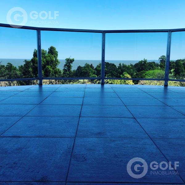 Foto Departamento en Venta en  Golf ,  Montevideo  3  GGES !!! EXCLUSIVO Frente al club de Golf, piso alto TORRE GREENFIELD