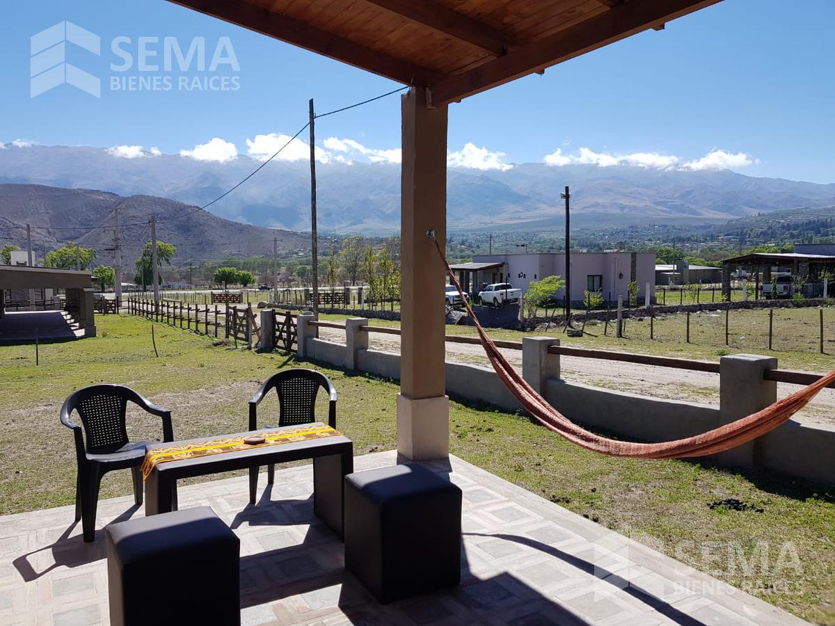 Foto Casa en Alquiler temporario en  Tafi Del Valle ,  Tucumán  Tafi Del Valle