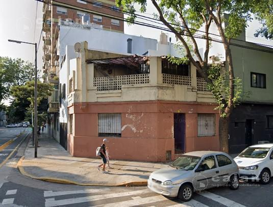 Foto Terreno en Venta en  Villa Crespo ,  Capital Federal  Uriarte esquina Loyola, CABA
