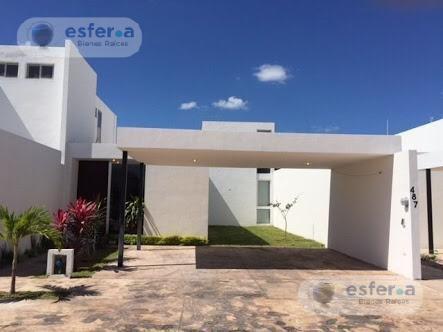 Foto Casa en Venta en  Pueblo Dzitya,  Mérida  Casa en venta Merida Privada Residencial Campocielo/ Confort  2 recámaras
