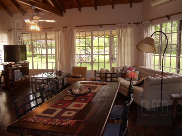Foto Casa en Venta | Alquiler en  El Ombu,  Countries/B.Cerrado (Ezeiza)  El Ombu