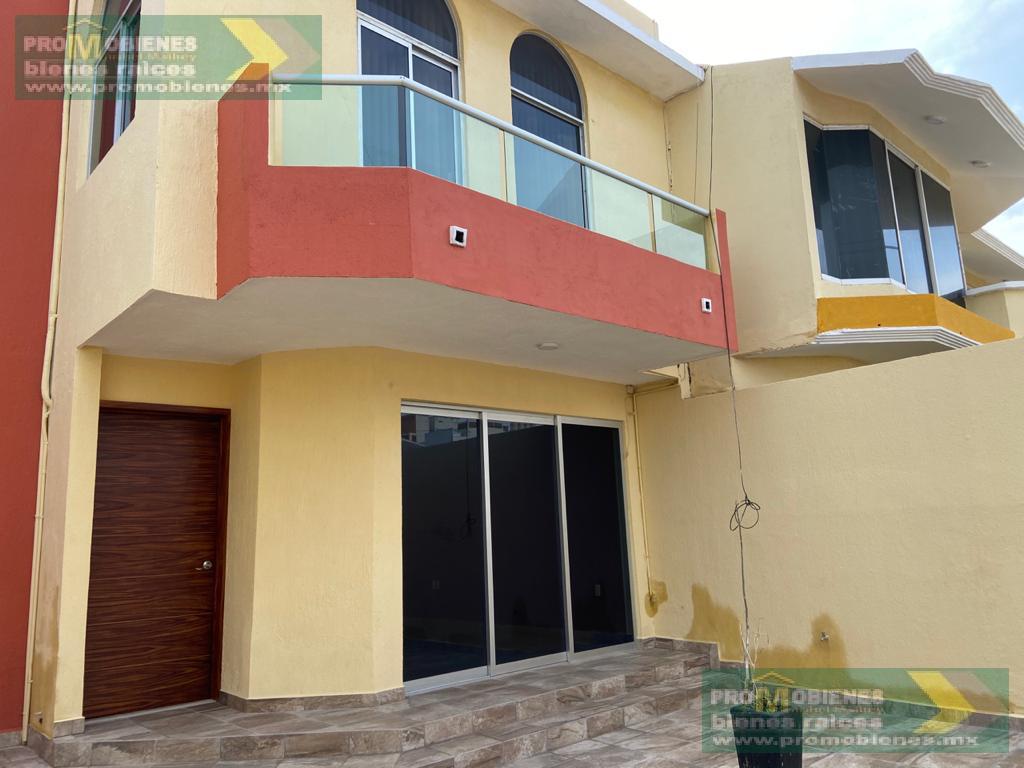 Foto Casa en Renta en  Fraccionamiento Joyas de Mocambo (Granjas los Pinos),  Boca del Río   joyas de mocambo
