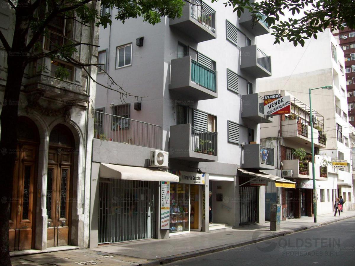 Foto Departamento en Alquiler en  Almagro ,  Capital Federal  Gascon al 800