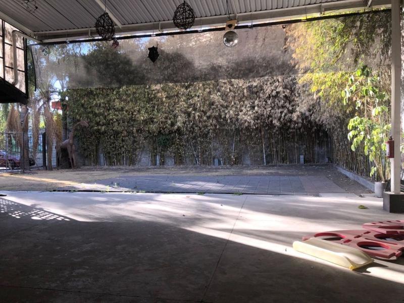 Foto Terreno en Renta en  Las Arboledas,  Atizapán de Zaragoza  Jardin de fiestas