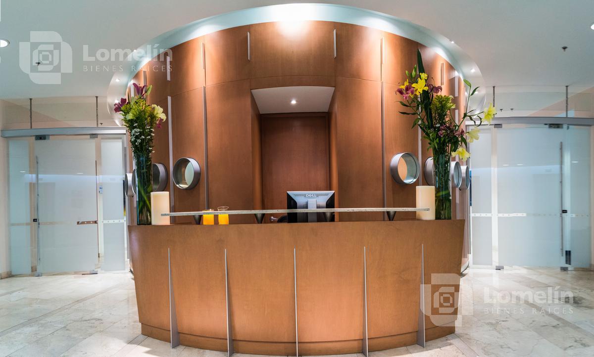 Foto Oficina en Venta en  Santa Fe Centro Ciudad,  Alvaro Obregón  Oficinas acondicionadas en venta / Guillermo González Camarena 1450 Piso 7C