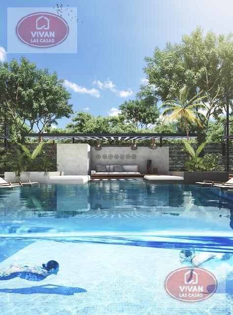 Foto Departamento en Venta en  Tulum ,  Quintana Roo  Condo 2 Rec - Tulum - Aldea Zama - Naj