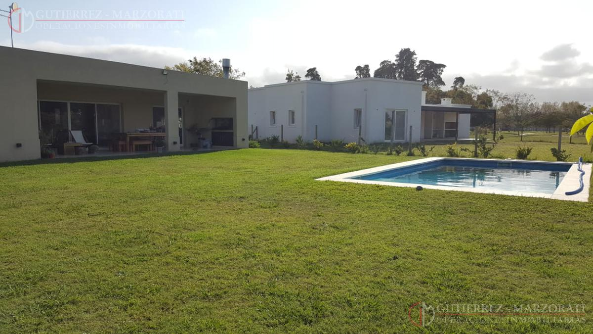 Foto Casa en Alquiler en  San Matias,  Countries/B.Cerrado (Escobar)  SAN MATIAS