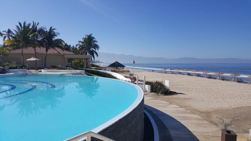 Foto Departamento en Venta en  Ejido Nuevo Vallarta,  Bahía de Banderas  Departamento de lujo con vista al mar Bahía de Banderas Nayarit