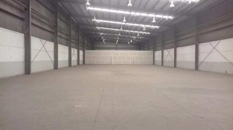 Foto Bodega Industrial en Renta en  Zona industrial Bruno Pagliai,  Veracruz  BODEGA EN RENTA BRUNO PAGLIAI / LAUREL