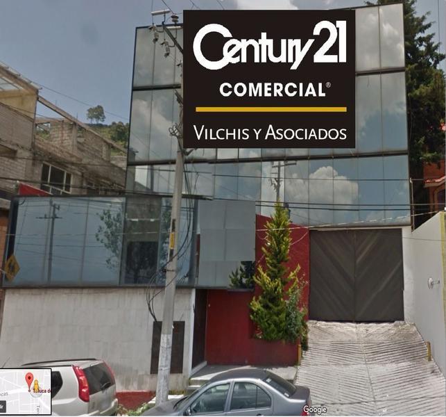 Foto Edificio Comercial en Venta en  Unión,  Toluca  EDIFICIO EN VENTA UBICADO EN PASEO MATLAZINCAS