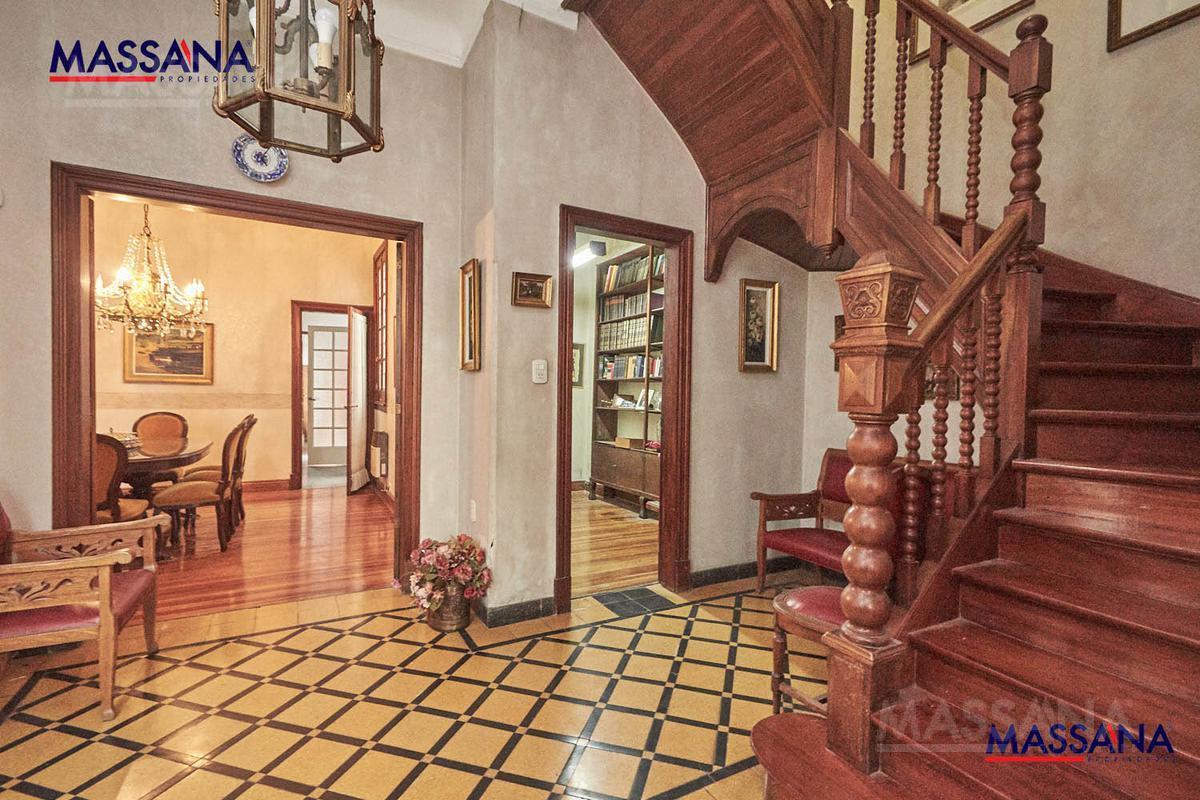 Foto Casa en Venta en  Villa del Parque ,  Capital Federal  Baigorria al 3000
