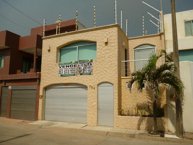 Foto Casa en Renta en  Fraccionamiento Paraíso Coatzacoalcos,  Coatzacoalcos  ANGEL BRACHO 424  FRACC. PARAISO