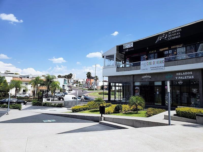 Foto Local en Renta en  Fraccionamiento Cumbres del Lago,  Querétaro  local comercial en renta en juriquilla