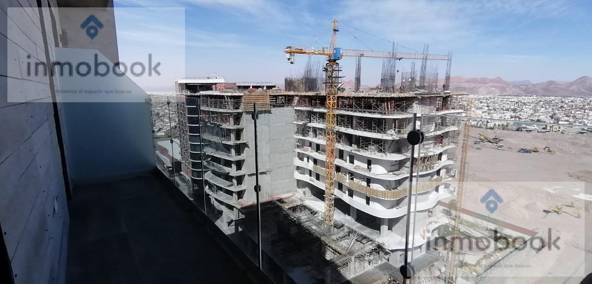 Foto Departamento en Venta en  Zona comercial Plaza Saucito,  Chihuahua  Departamento en Venta, Nueva Torre All Loft Distrito Uno
