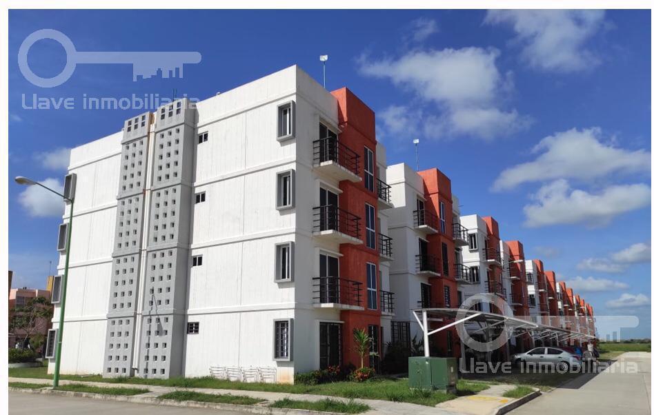 Foto Departamento en Venta en  Colinas de Santo Domingo,  Centro  Departamento en Venta Las Mitras Villahermosa Primer Nivel