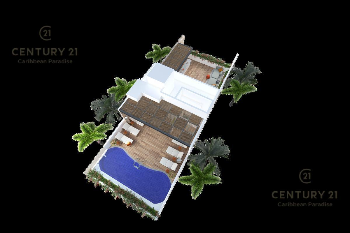 Playa del Carmen Departamento for Venta scene image 11