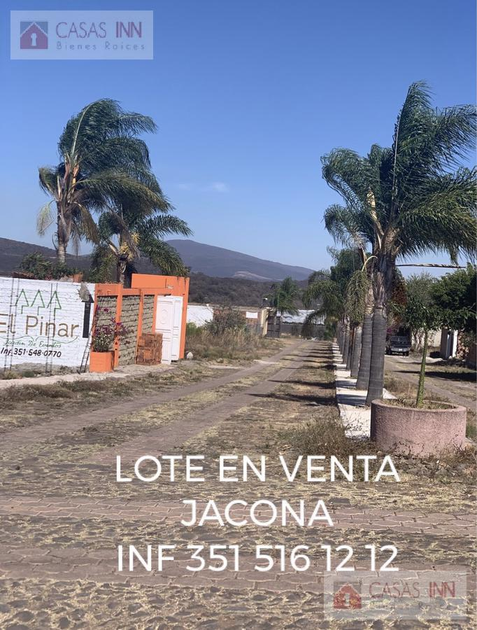 Foto Terreno en Venta en  Jacona ,  Michoacán  LOTE EN VENTA EN JACONA FRACC, LOS PINOS