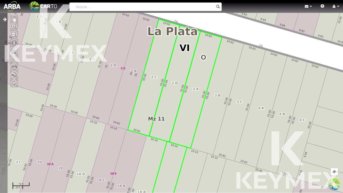 Foto Terreno en Venta en  Manuel B Gonnet,  La Plata  Espectacular Terreno + Galpón y Pileta en Calle 27 e/ 492 y 493