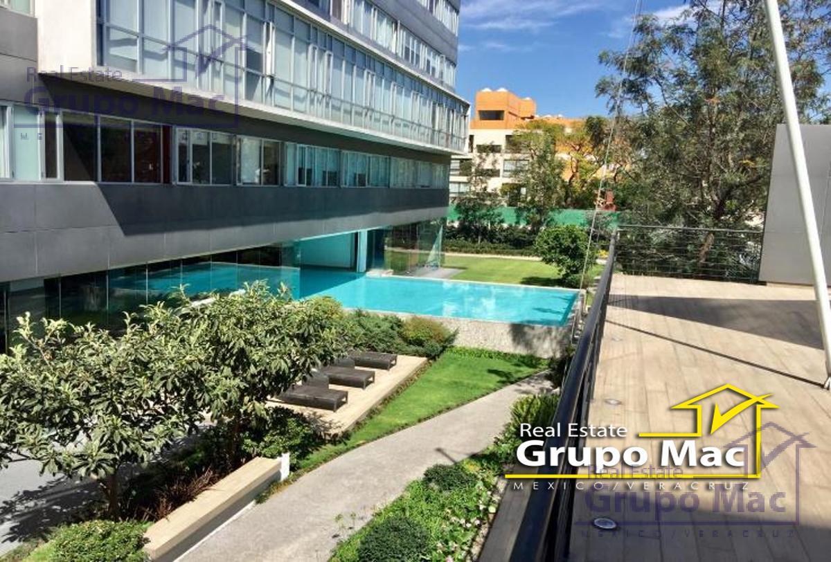 Foto Departamento en Renta en  Anahuac,  Miguel Hidalgo  Departamento en RENTA en Marina Park