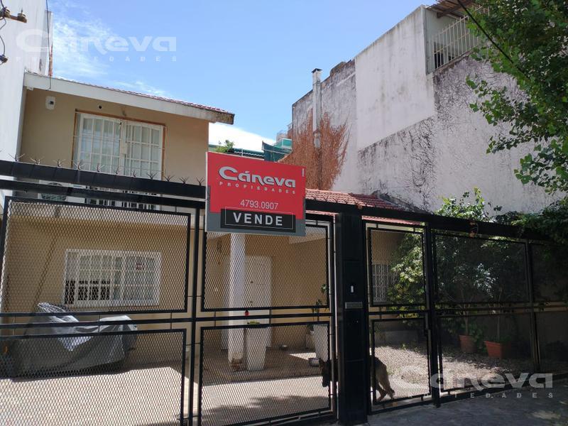 Foto Casa en Venta en  Acas.-Vias/Santa Fe,  Acassuso  manzone al 1100