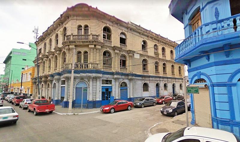 Foto Edificio Comercial en Venta en  Tampico Centro,  Tampico  Edificio en Venta en Zona Centro de Tampico, Tam.