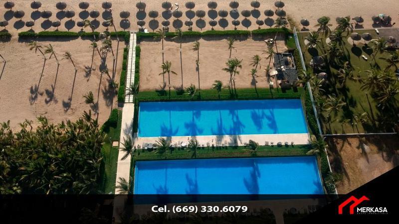 Foto Departamento en Renta temporal en  Fraccionamiento Cerritos Resort,  Mazatlán  Avenida Sábalo Cerritos 3301 condo 5B, Cerritos, 82110 Mazatlán, Sin.