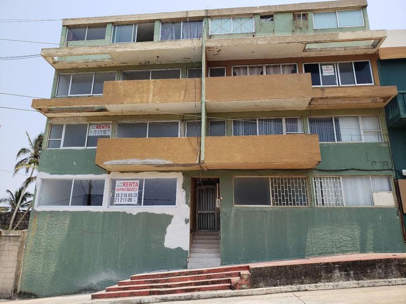 Foto Departamento en Renta en  Coatzacoalcos Centro,  Coatzacoalcos  18 de Marzo No. 121, Centro, Coatzacoalcos, Veracruz.