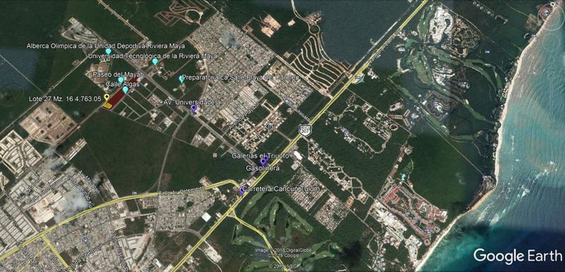 Playa del Carmen Land for Sale scene image 2