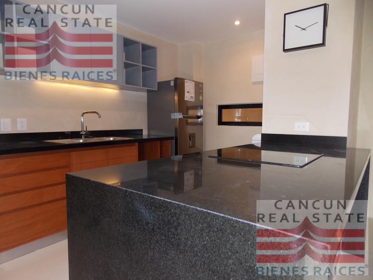 Foto Departamento en Renta en  Arbolada,  Cancún  Arbolada Cancun Penthouse